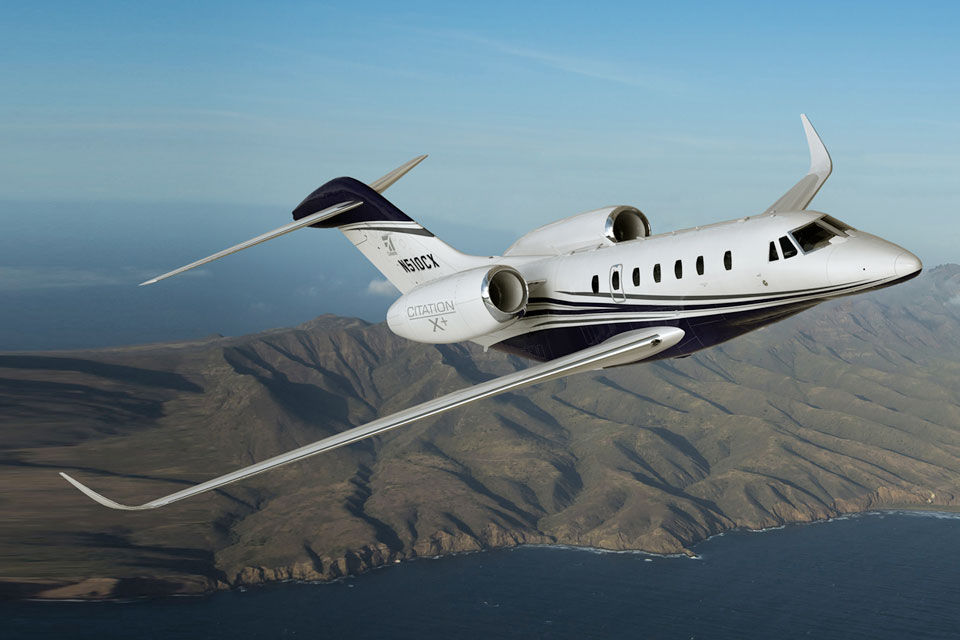 Private Jet Charter - Cessna Citation X
