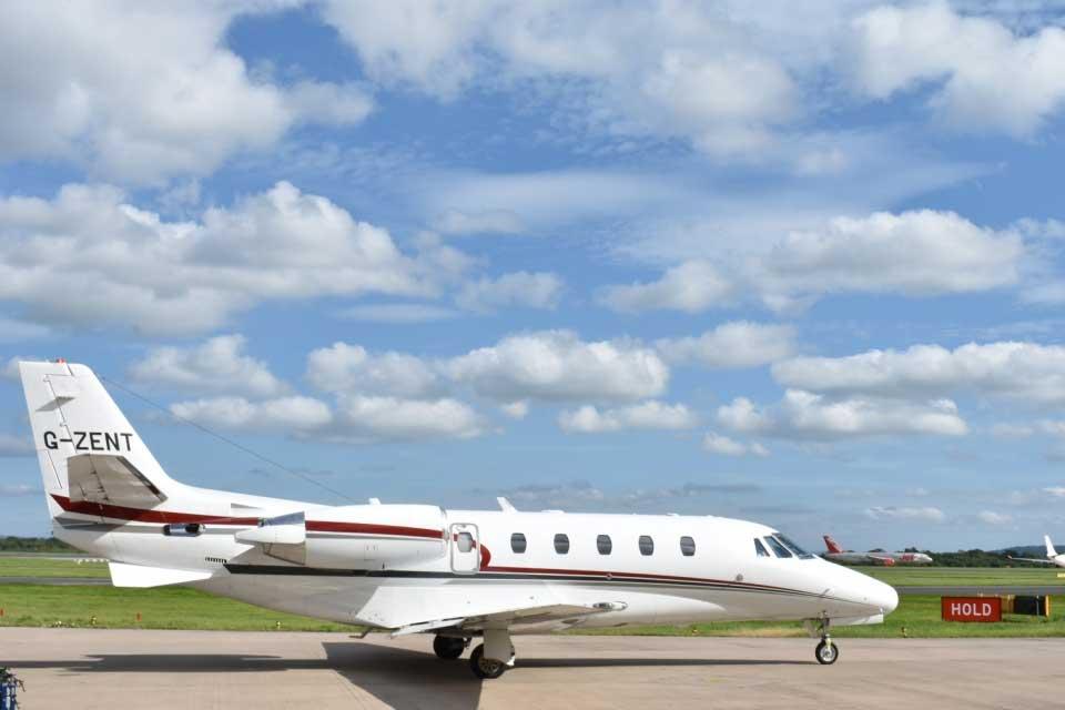 Private Jet Charter - Cessna Citation XLS+