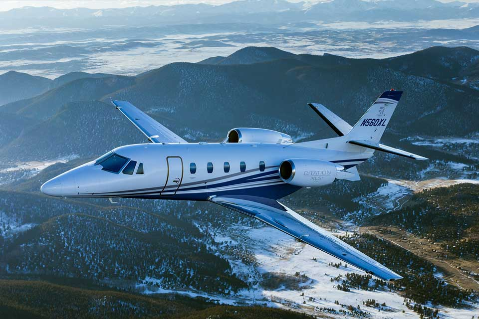 Private Jet Charter - Cessna Citation XLS+