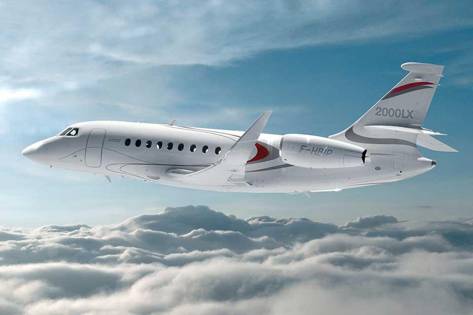 Private Jet Charter - Dassault Falcon 2000LX