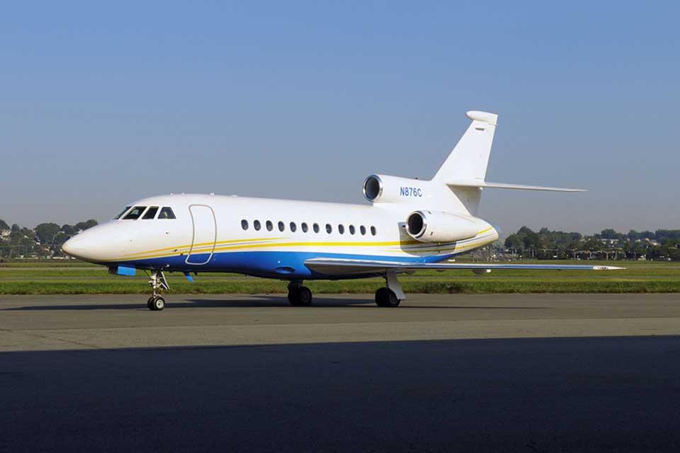 Private Jet Charter - Dassault Falcon 900EX