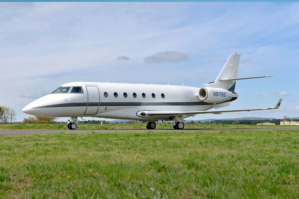 Private Jet Charter - Gulfstream G200