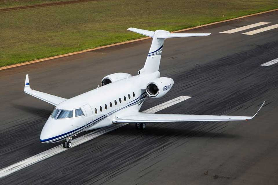 Private Jet Charter - Gulfstream G280