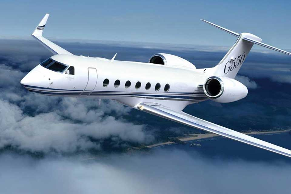 Private Jet Charter - Gulfstream G550