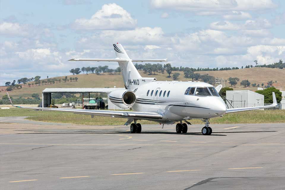 Private Jet Charter - Hawker 900XP