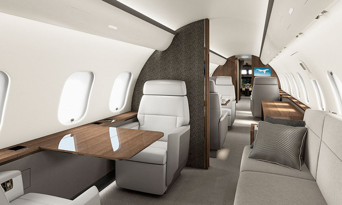 Private Jet Charter - Ultra Long Range Jets