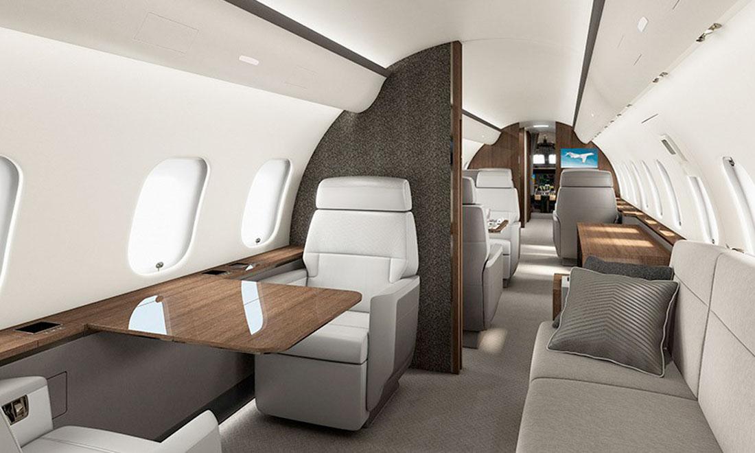 Private Jet Charter - Ultra Long Range Jets