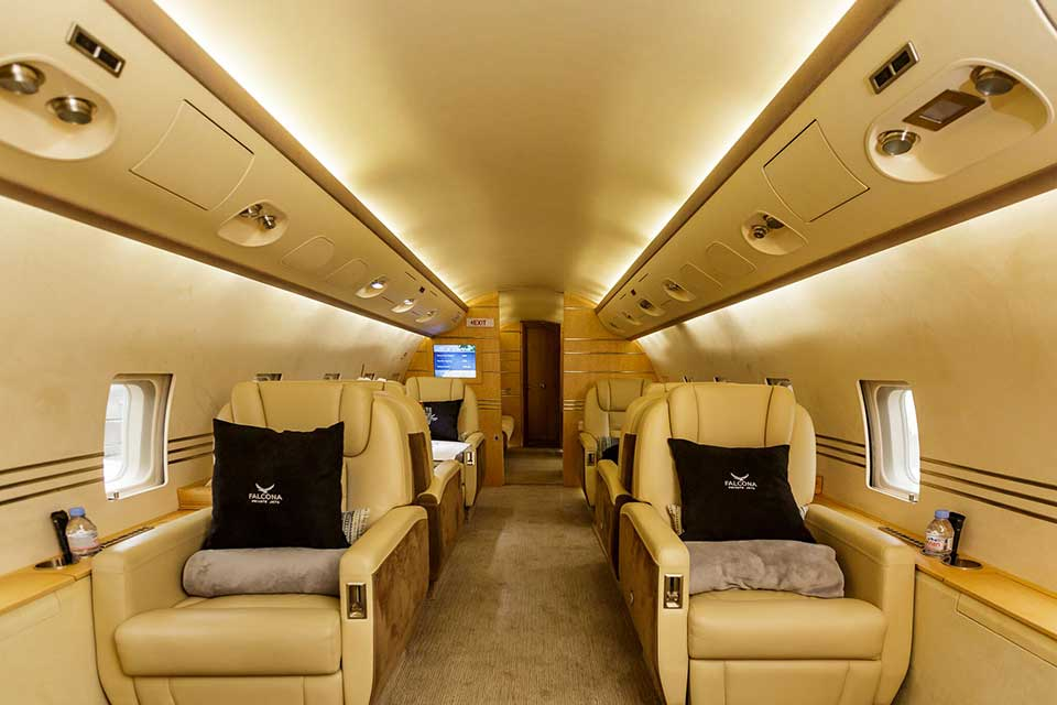 Private Jet Hire Manchester Falcona Private Jets 440 161 436