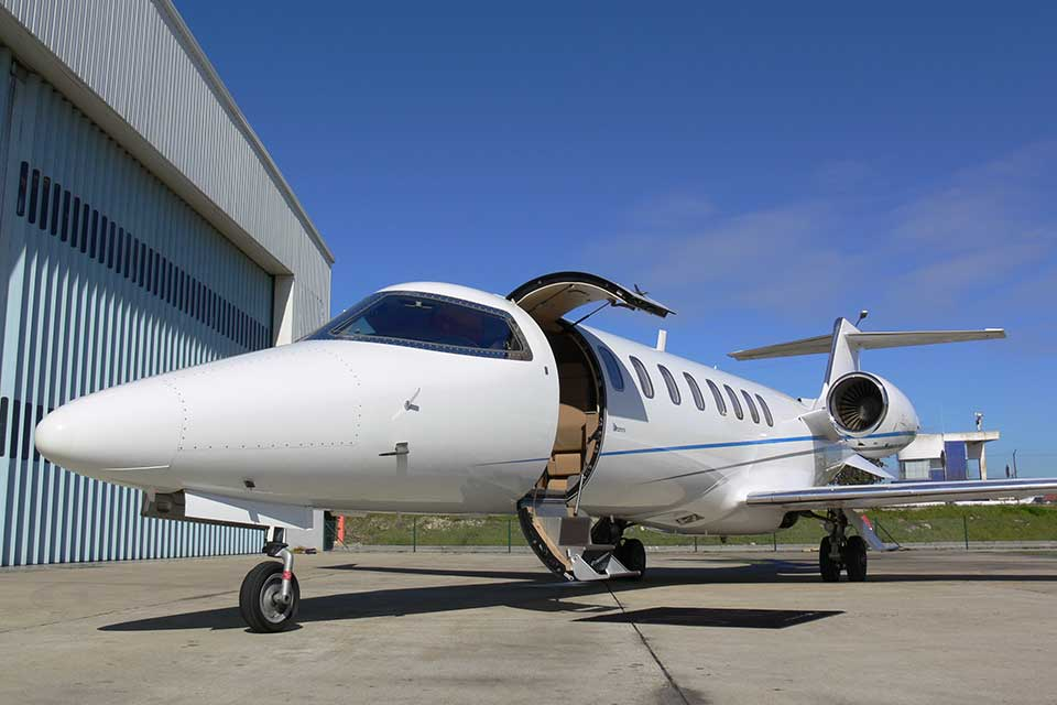 Private Jet Charter - Bombardier Learjet 45Xr