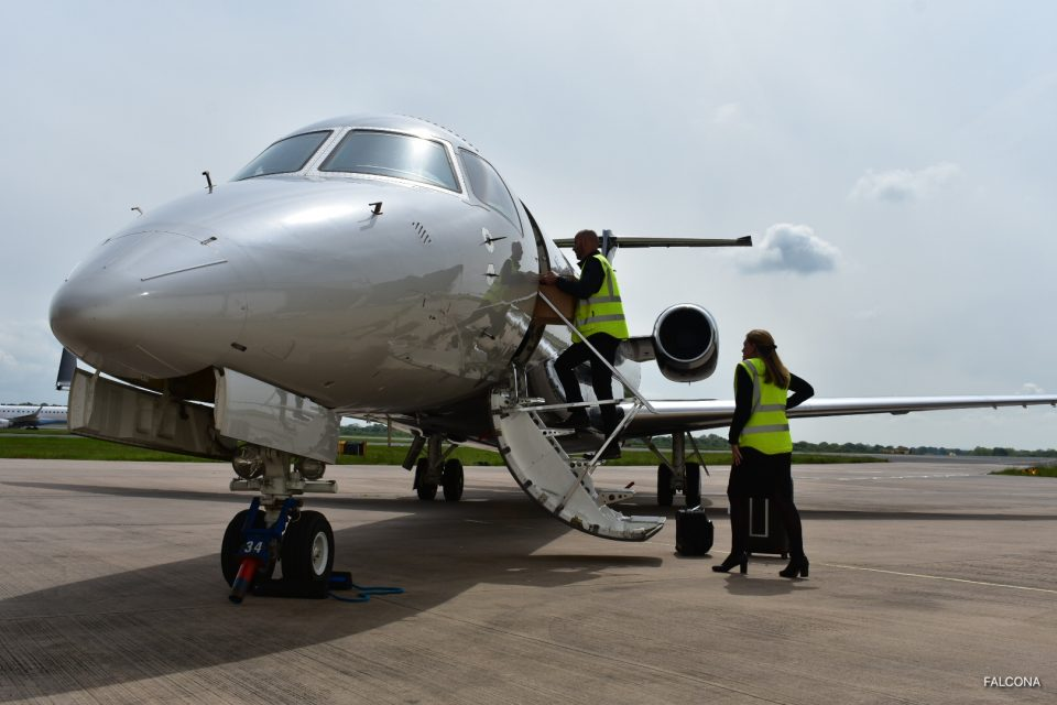 Gast Maison delivery catering private jet