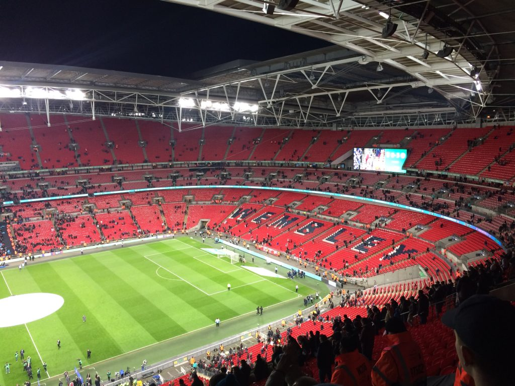Wembley Stadium euro 2020 final