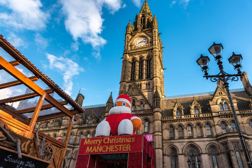 Manchester's Christmas markets have been attracting thousands of visitors to the city centre every year.