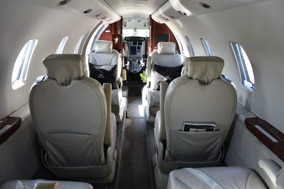 Citation XLS INTERIOR