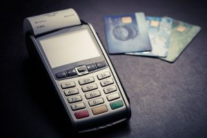 Payment for flight by credit card
