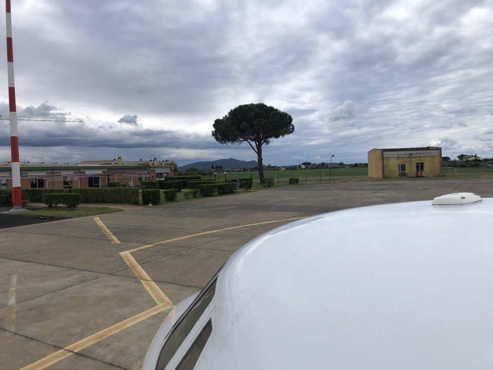Citation XLS+ at Grossetto Airport