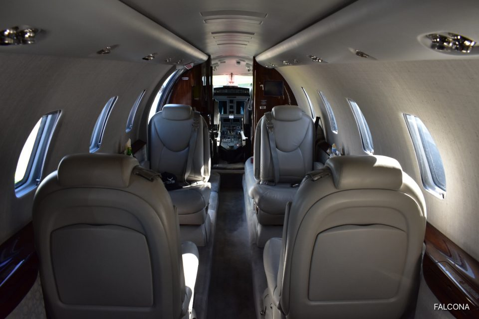 Cessna Citation XLS+ Interior