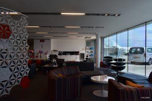 Farnborough Airport VIP Lounge
