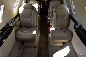 Citation XLS+ CABIN INTERIOR