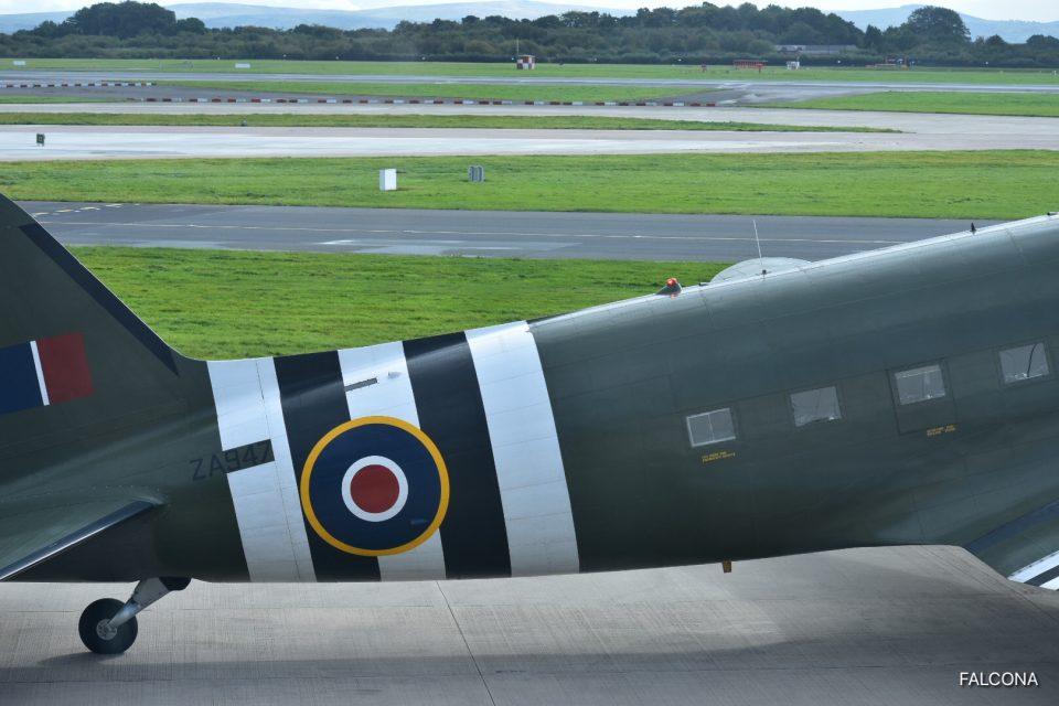 RAF BBMF C-47 Dakota