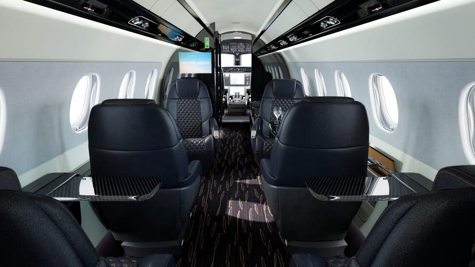 Embraer Praetor 600: Photo: Embraer