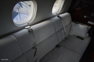 embraer praetor 600 interior