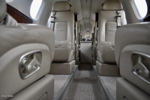 Embraer Phenom 300 CABIN INTERIOR