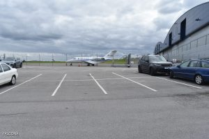Leeds private jet terminal