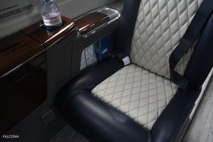 Embraer Phenom 300E CABIN INTERIOR