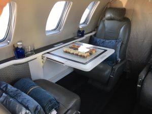 Cessna Citation CJ1 cabin