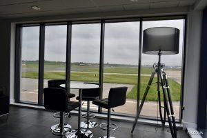 Birmingham Airport executive terminal
