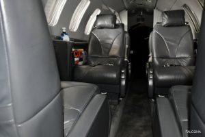 Cessna Citation CJ3 CABIN INTERIOR