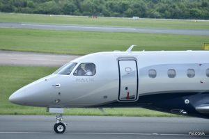 Embraer Legacy 500 pilots